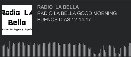 Radio La Bella live