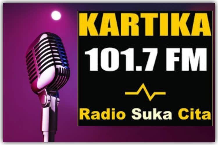 Kartika FM online