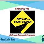 WXRC 95.7 FM live