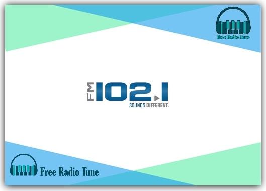 FM 102.1 online