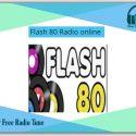 Flash 80 Radio live