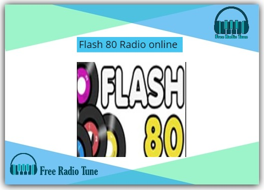Flash 80 Radio live