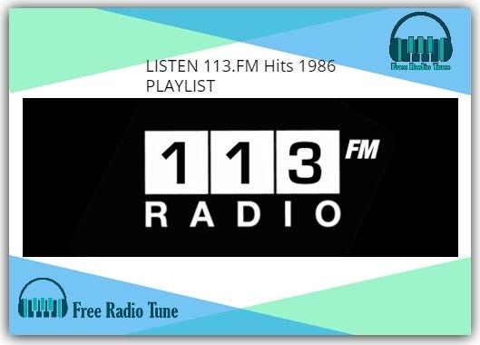 113.FM Hits 1986