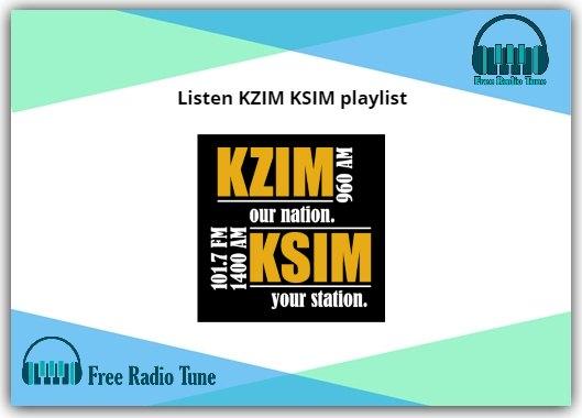 KZIM KSIM live