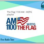 The Flag 1100 AM - WZFG playlist