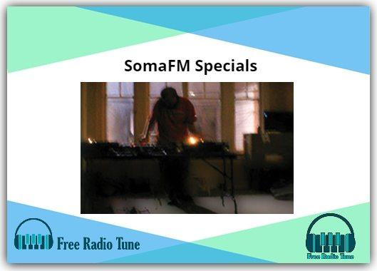 SomaFM Specials Listen online