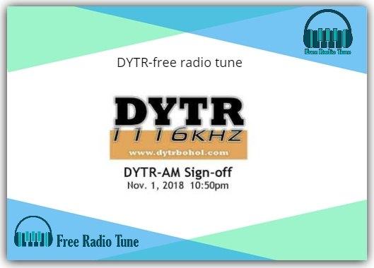 DYTR-free radio tune