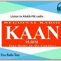 Listen to KAAN-FM radio