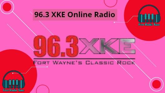 96.3 XKE Online Radio live