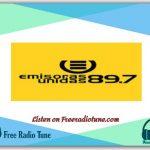 Emisoras Unidas 89.7 Live Stream