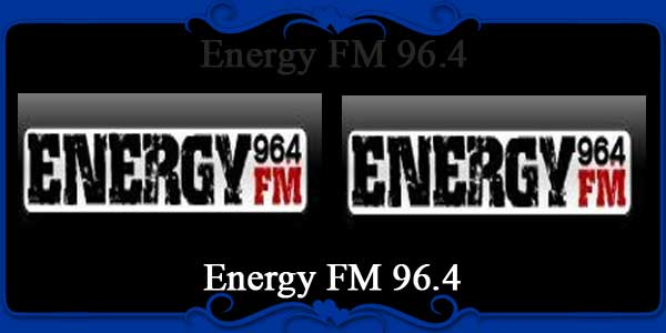 Energy-FM-96.4 live
