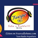 Fuego 90 FM 90.5 Live Online