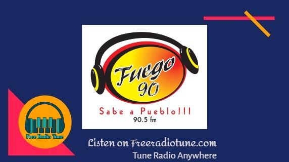 Fuego 90 FM 90.5 Live Online
