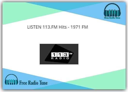 113.FM Hits - 1971