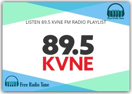 89.5 KVNE FM