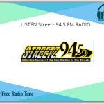 LISTEN Streetz 94.5 FM RADIO live