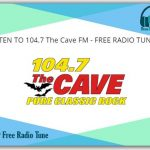 LISTEN TO 104.7 The Cave FM live