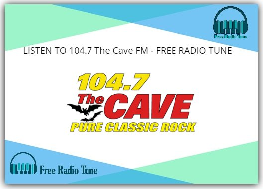 104.7 The Cave FM