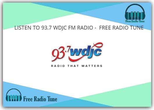 93.7 WDJC FM