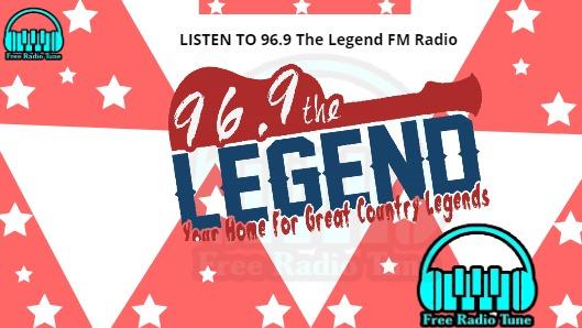 96.9 The Legend FM Radio