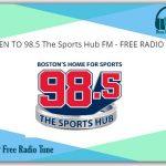 LISTEN TO 98.5 The Sports Hub FM RADIO live