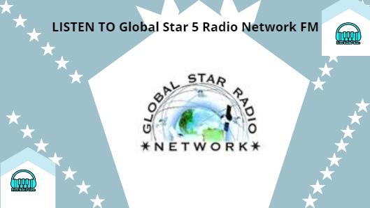 Global Star 5 Radio Network FM