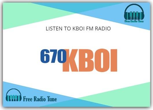 KBOI FM