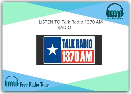 Talk Radio 1370 AM