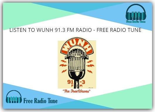 WUNH 91.3 FM RADIO