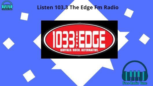 103.3 The Edge Fm Radio