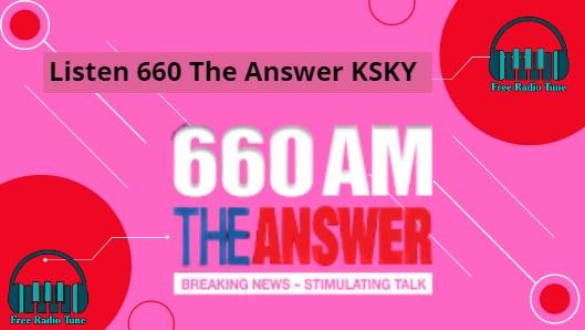 660 The Answer KSKY