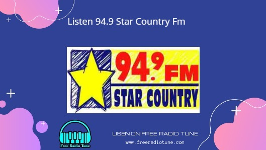 94.9 Star Country Fm