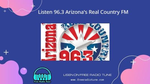 96.3 Arizona's Real Country