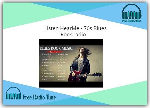 Blues Radio UK live