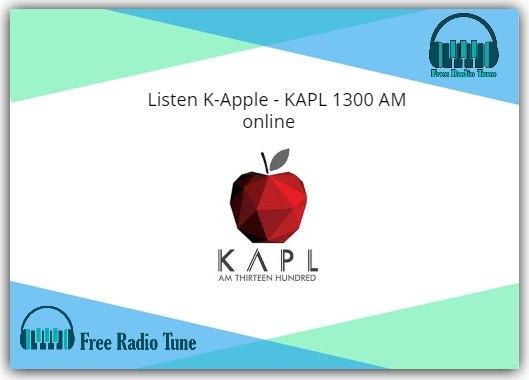 K-Apple - KAPL 1300 AM