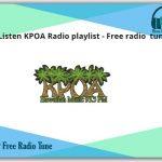 Listen KPOA Radio playlist live