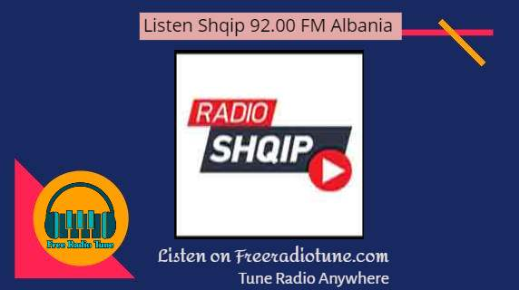 Radio Shqip 92.00 FM Albania