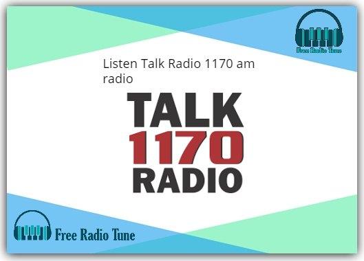 Talk Radio 1170