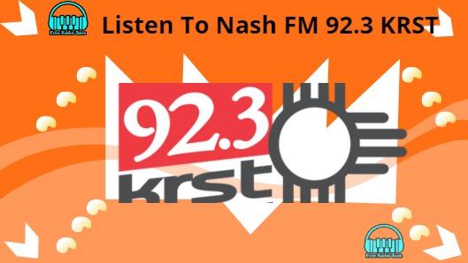 Nash FM 92.3 KRST