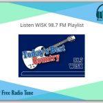 Listen WISK 98.7 FM Playlist live