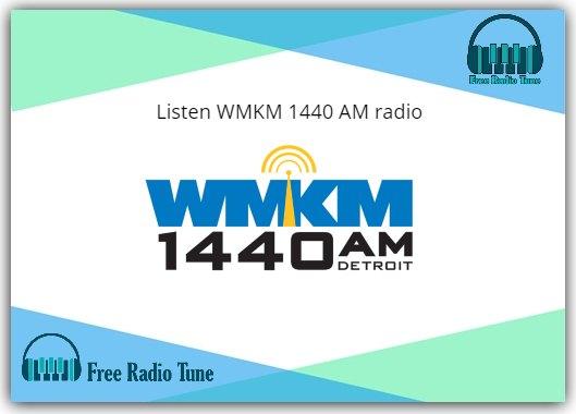 WMKM 1440 AM radio