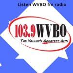 Listen WVBO fm radio live