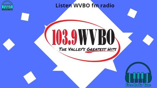 WVBO fm radio