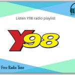 Listen Y98 radio playlist