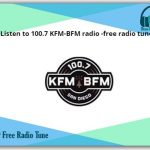 100.7 KFM-BFM radio