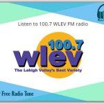 100.7 WLEV FM