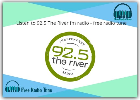 92.5 The River fm radio