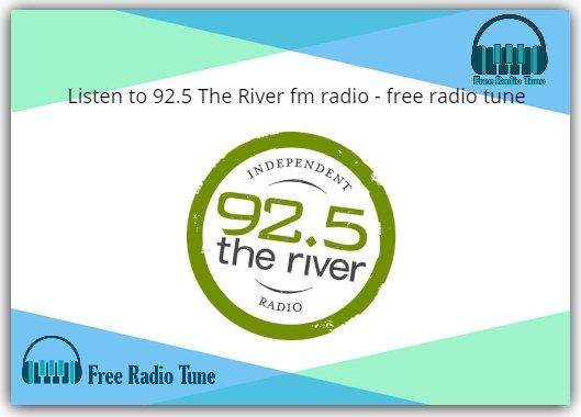 92.5 The River fm radio