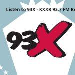 93X - KXXR 93.7 FM RADIO