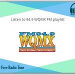 94.9 WQMX FM
